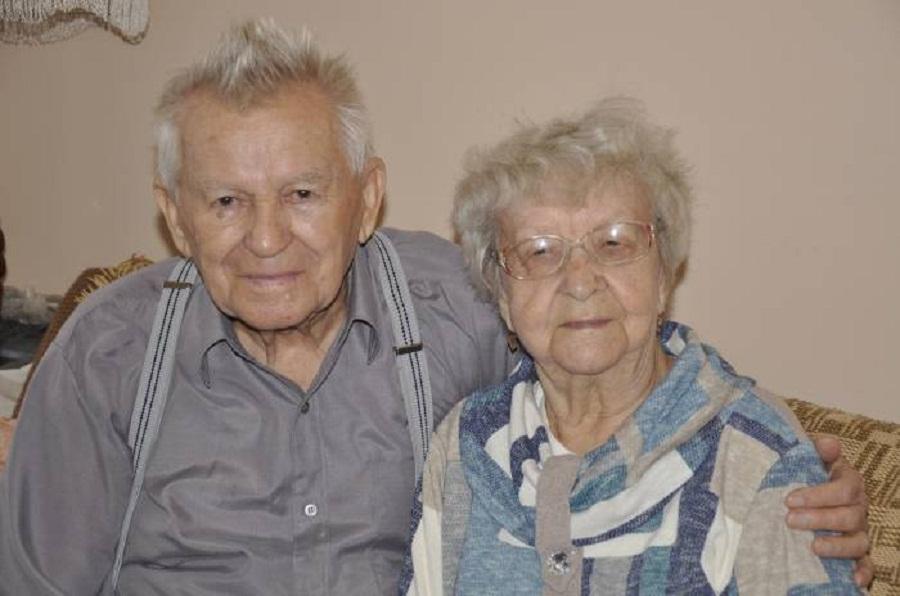 70 lat razem. Małżeństwo silne jak skała - Zdjęcie główne