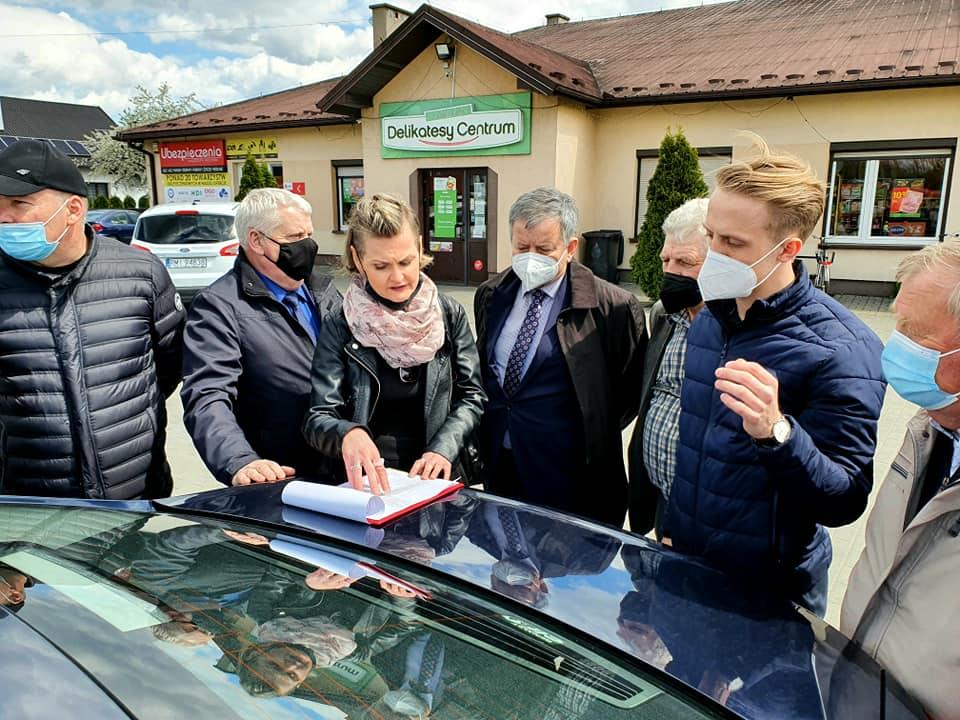 Jest ważne rozwiązanie drogowe dla Chorzelowa - Zdjęcie główne