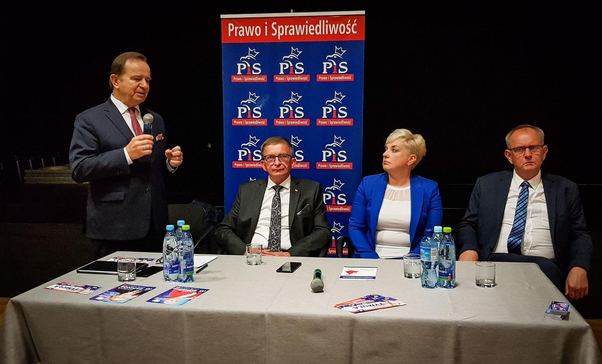 """Konwencja Prawa i Sprawiedliwości w Mielcu: """"Musimy pracować!"""" [VIDEO] - Zdjęcie główne"""