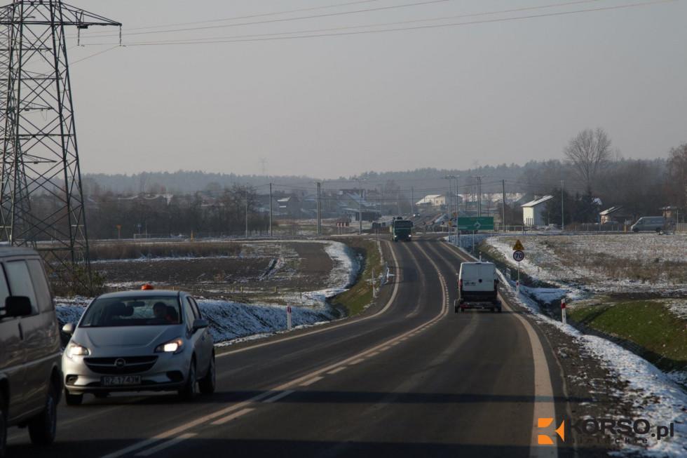 Radomyśl ma swoją obwodnicę! Dziś droga została oficjalnie udostępniona kierowcom  - Zdjęcie główne