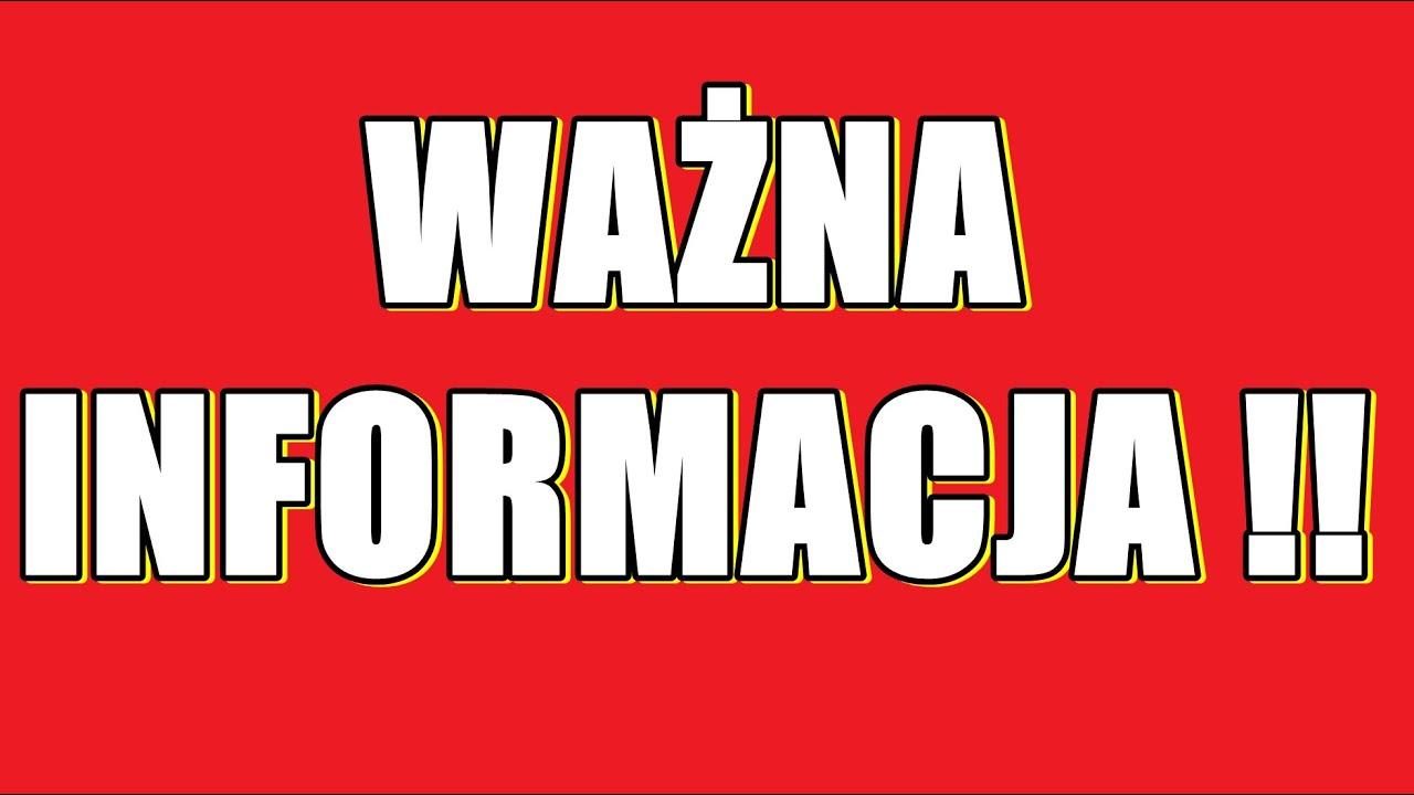 Ważna informacja dla mieszkańców gminy Przecław! - Zdjęcie główne