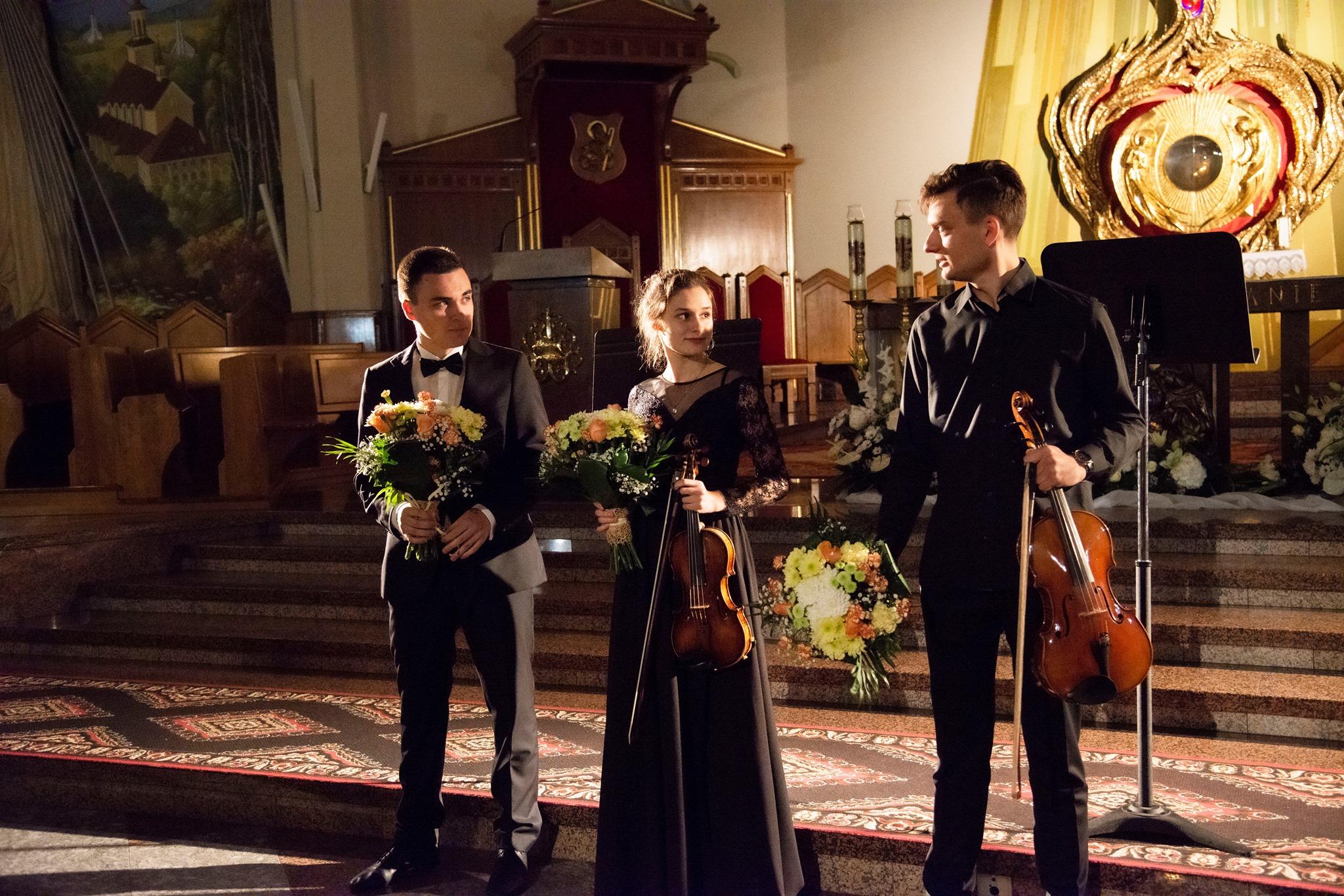 Muzyka kameralna i organowa w kościele na Smoczce. Za nami pierwszy koncert [FOTO, VIDEO] - Zdjęcie główne