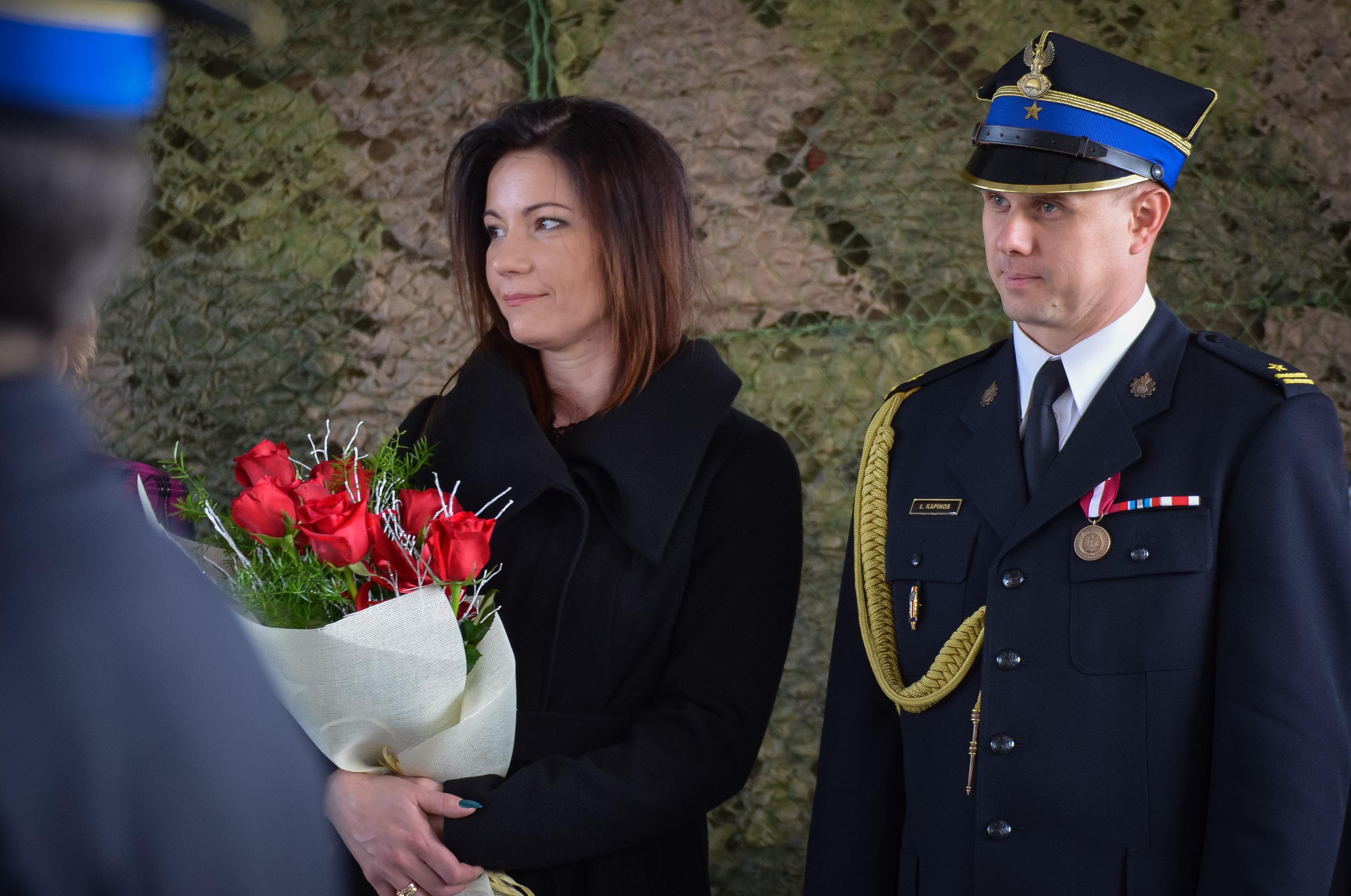 Mielec ma nowego komendanta strażaków! Został nim Łukasz Kapinos [FOTO] - Zdjęcie główne