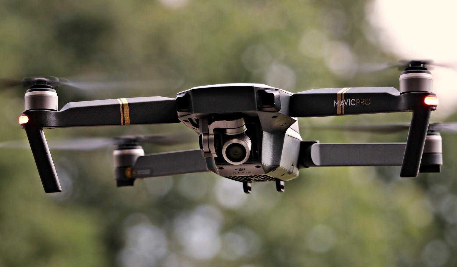 Mieleckie starostwo zakupi specjalistycznego drona - Zdjęcie główne