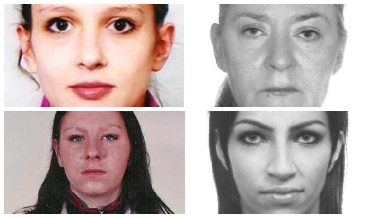 Najgroźniejsze przestępczynie w kraju. Są poszukiwane przez policję - Zdjęcie główne