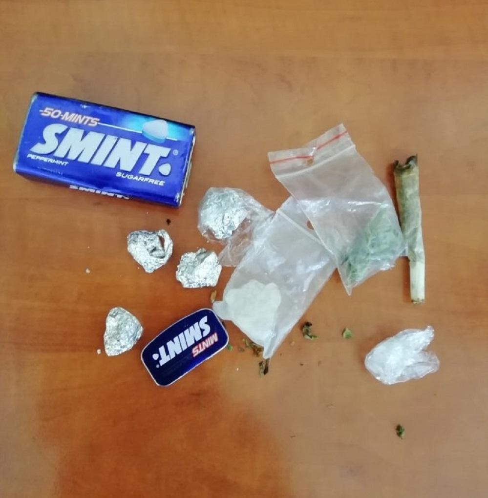Z regionu. 20-latek schował narkotyki pod bielizną - Zdjęcie główne