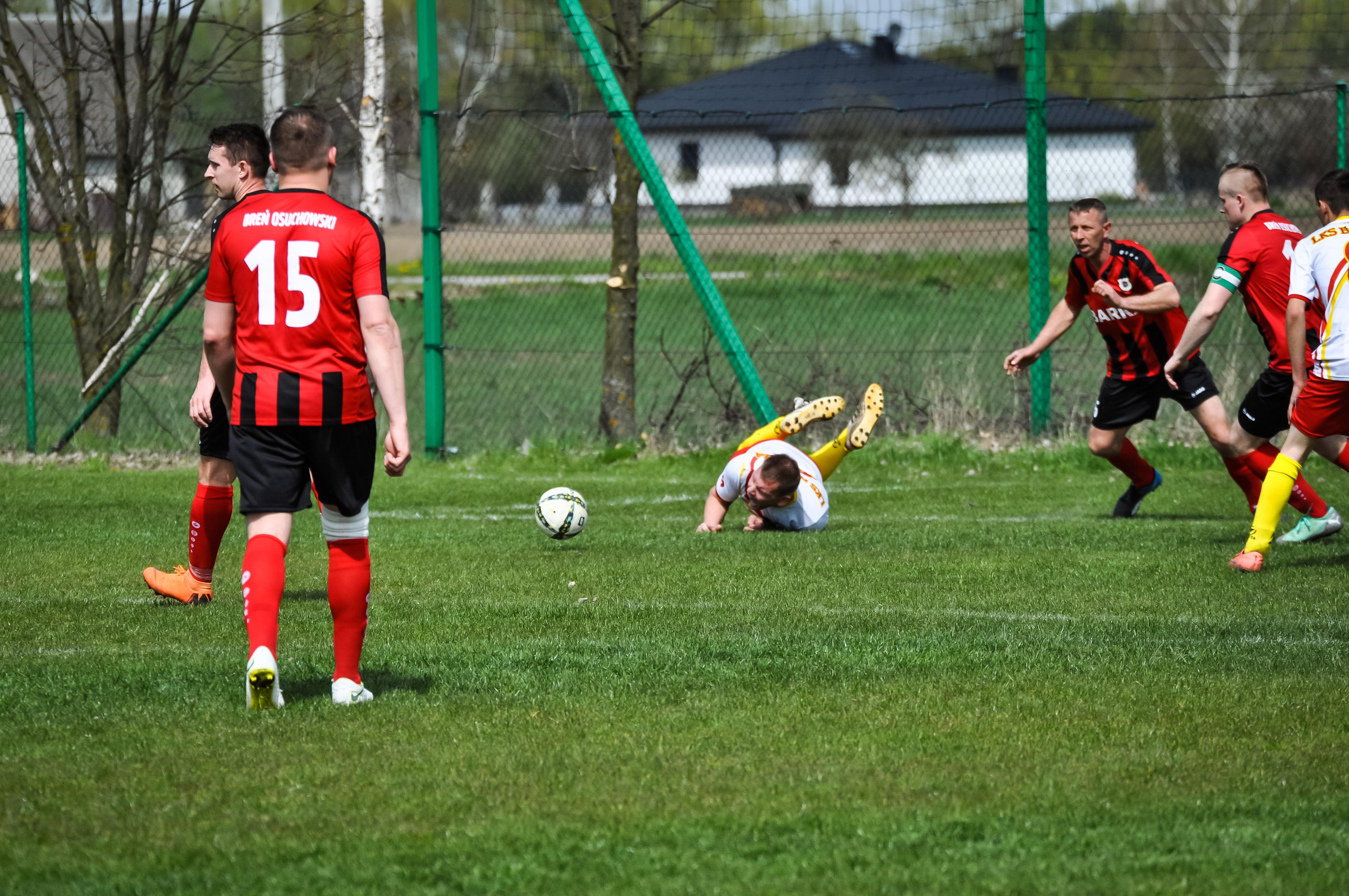 Piłkarska A klasa - [WYNIKI] - Zdjęcie główne