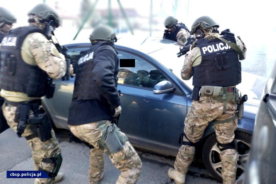 CBŚP rozbiło kolejną grupę przestępczą - także w Mielcu! [VIDEO] - Zdjęcie główne