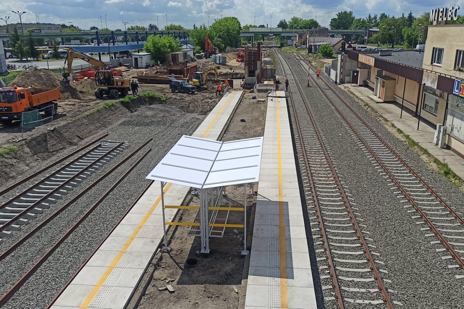 Szykują się duże inwestycje kolejowe na linii Padew - Mielec - Zdjęcie główne