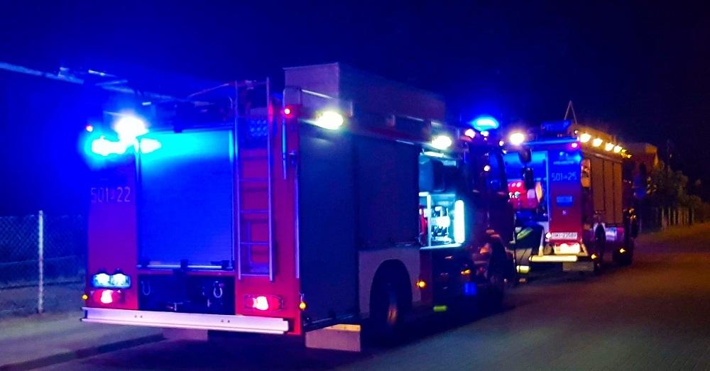 Nocna eksplozja w centrum Mielca - Zdjęcie główne