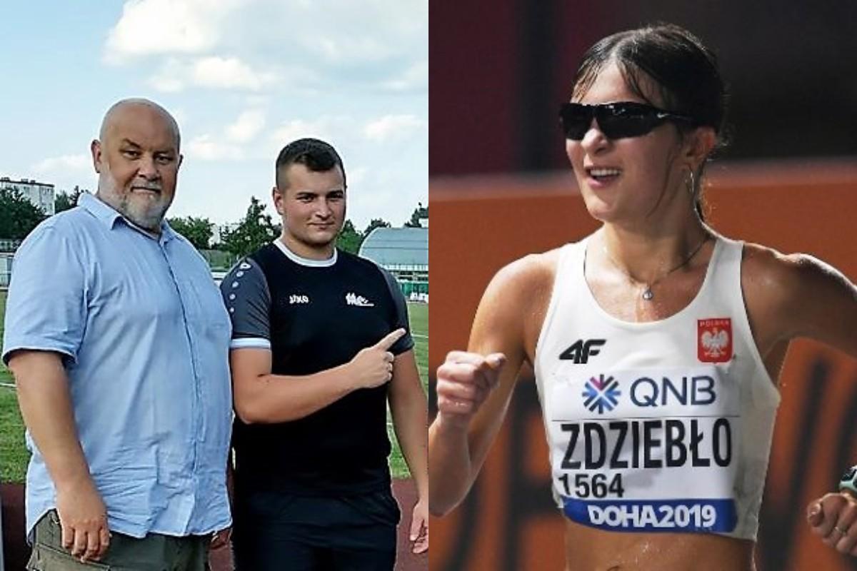 Wielkie sukcesy lekkoatletów. Dawid Piłat i Katarzyna Zdziebło zadziwiają sportową Polskę  - Zdjęcie główne