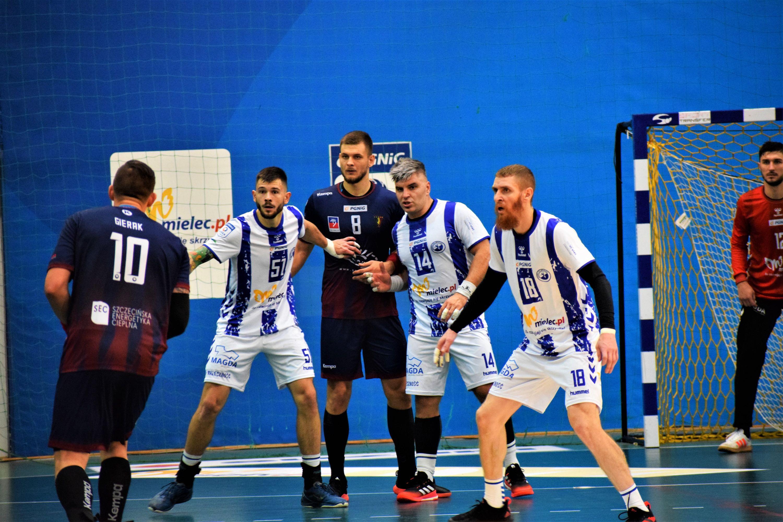 Handball Stal Mielec nadal bez punktów [GALERIA] - Zdjęcie główne