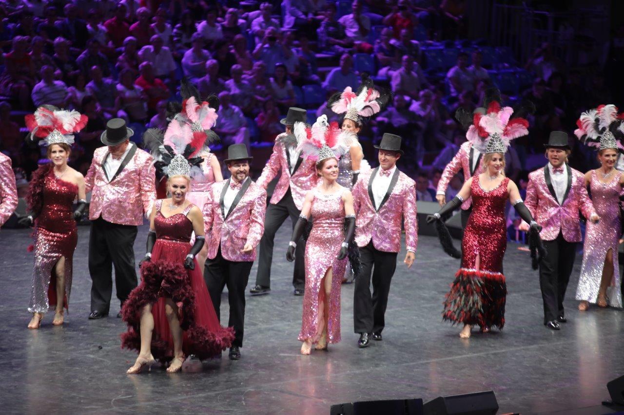 Artyści z całego świata zatańczyli po polsku - Zdjęcie główne