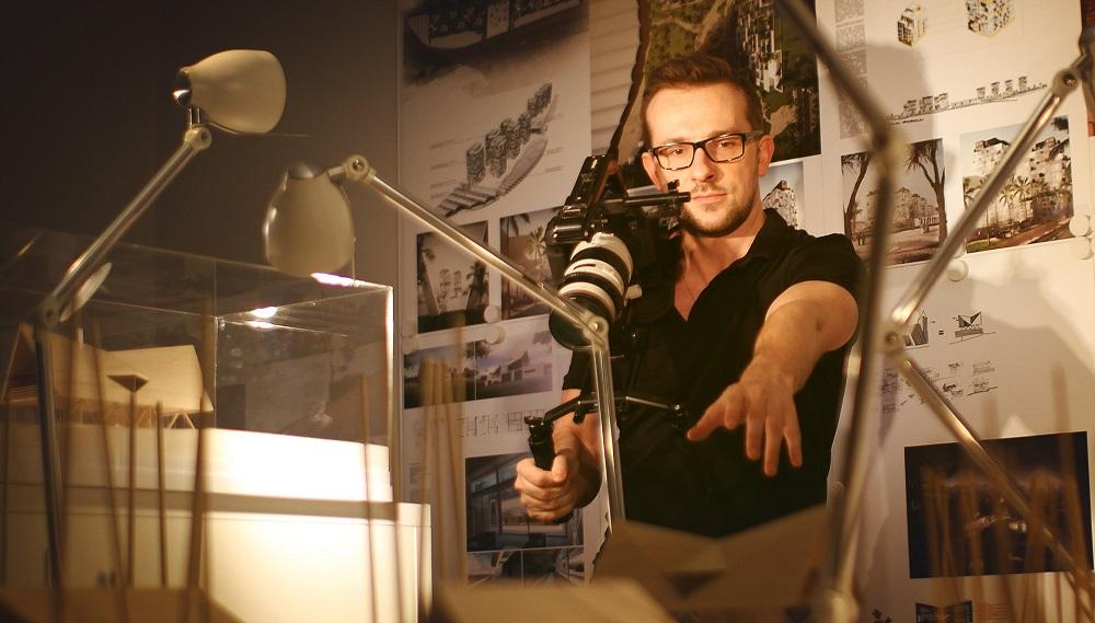Animacja ArchiPaper, robi furorę w świecie! To opowieść mieleckiego architekta o architekturze [WIDEO] - Zdjęcie główne