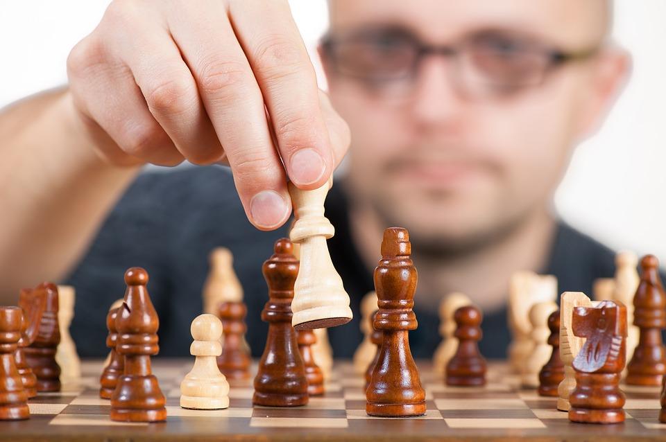 Jubileuszowy turniej szachowy - Zdjęcie główne