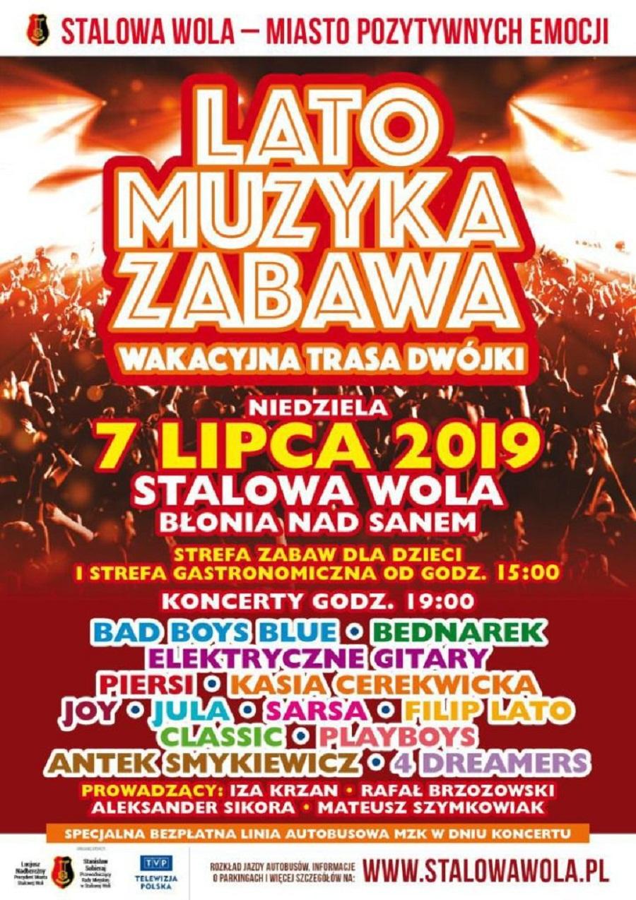 Z Podkarpacia: Koncert Dwójki zawita do Stalowej Woli - Zdjęcie główne