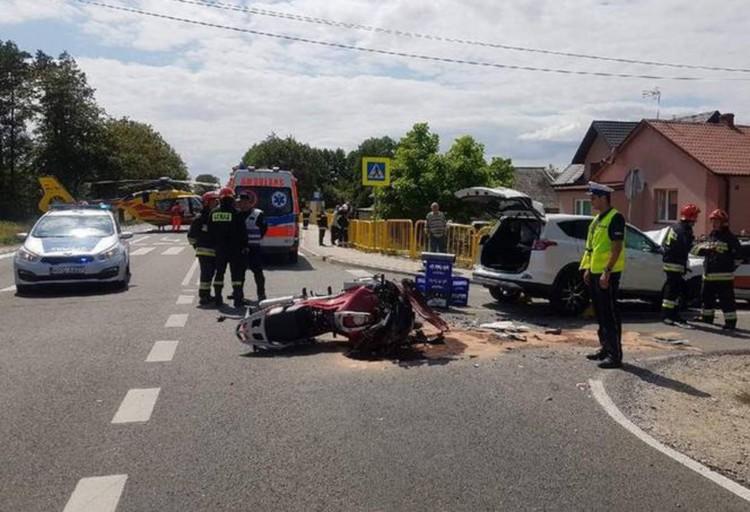 Z PODKARPACIA. Komendant policji ginie w wypadku - Zdjęcie główne