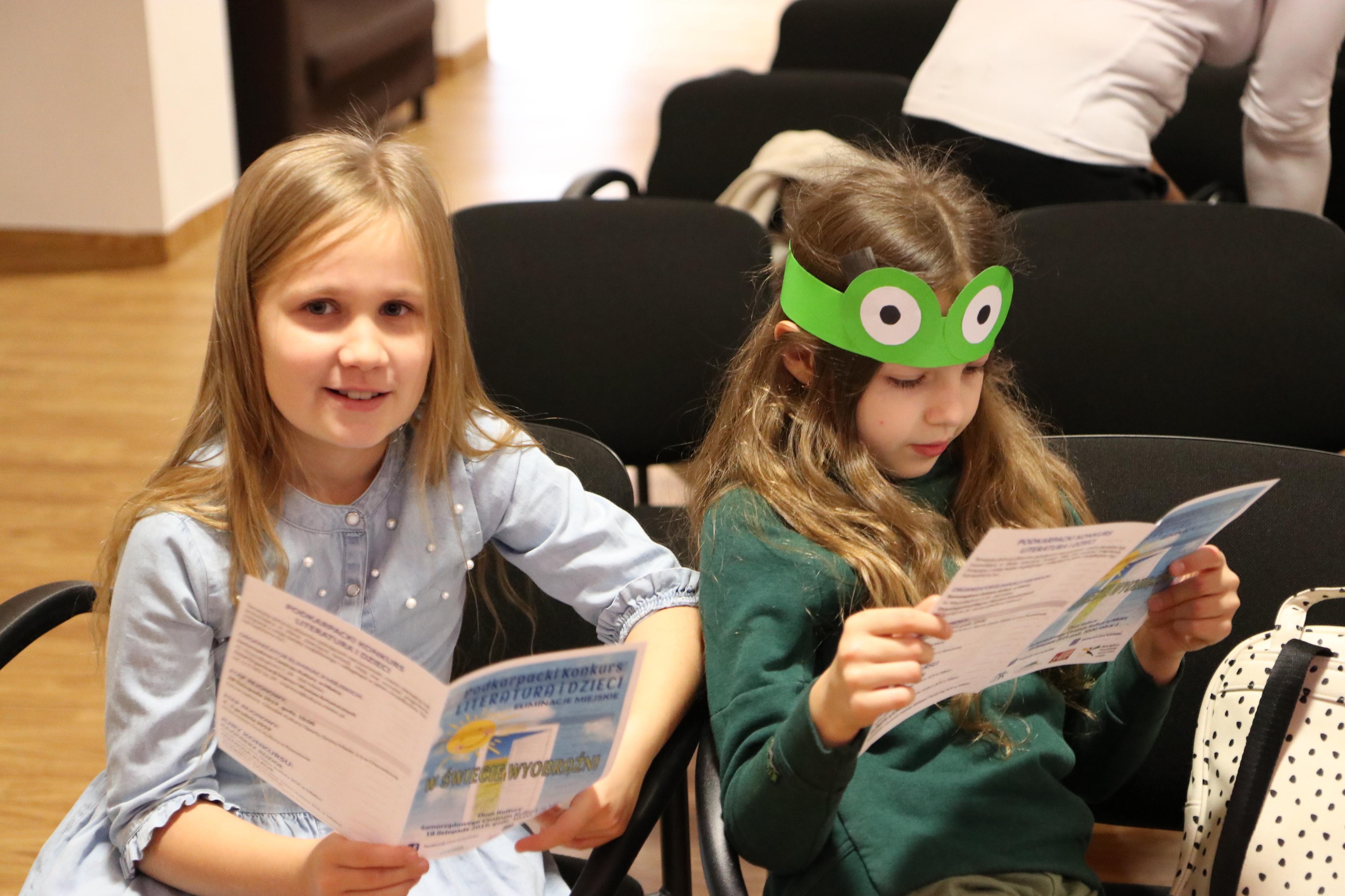 Dzieci w krainie poezji  - Zdjęcie główne