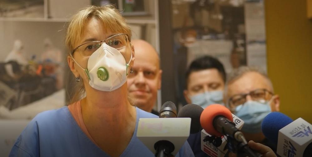 Na intensywną terapię w szpitalu w Mielcu trafiają coraz młodsi pacjenci z covidem [FILM] - Zdjęcie główne