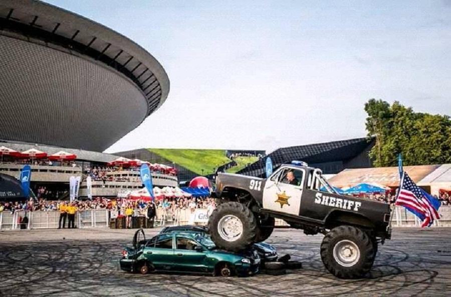 Pokazy Monster Truck jednak nie dla Mielca - Zdjęcie główne