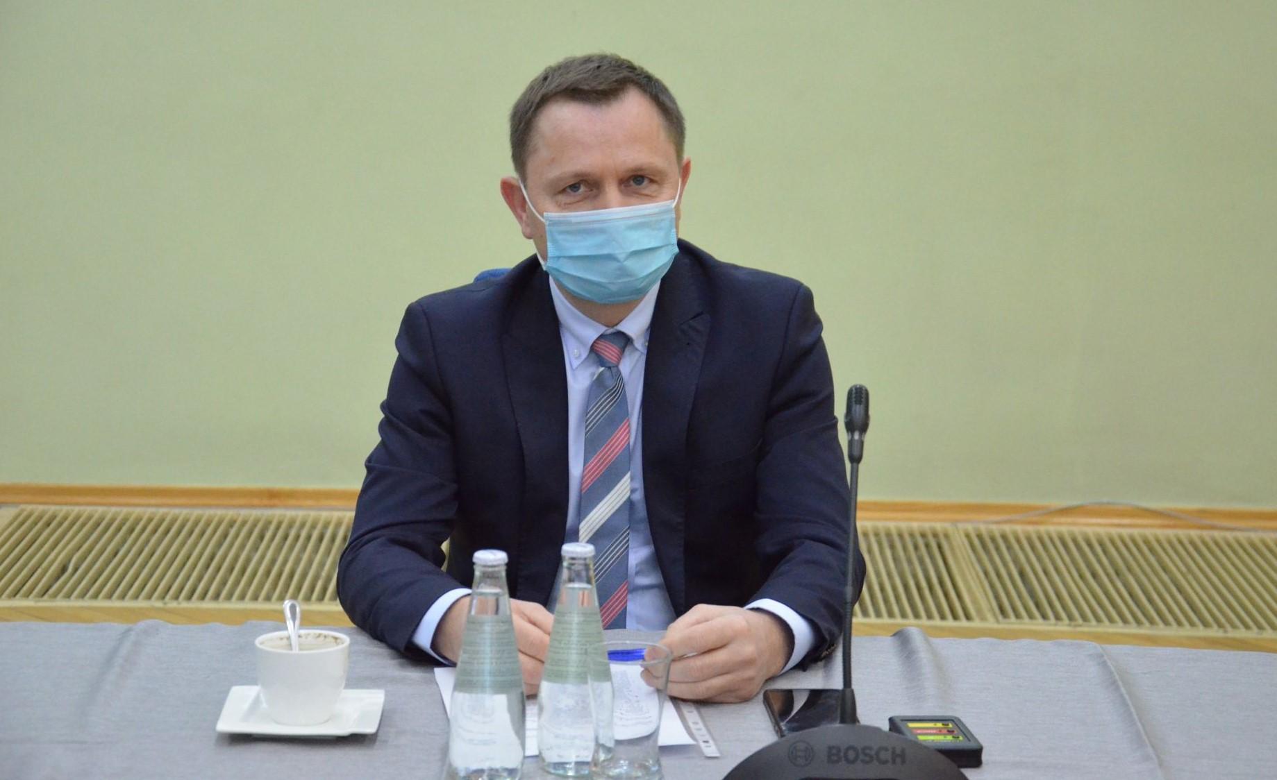 Maciej Jemioło nie jest już w zarządzie powiatu mieleckiego - Zdjęcie główne
