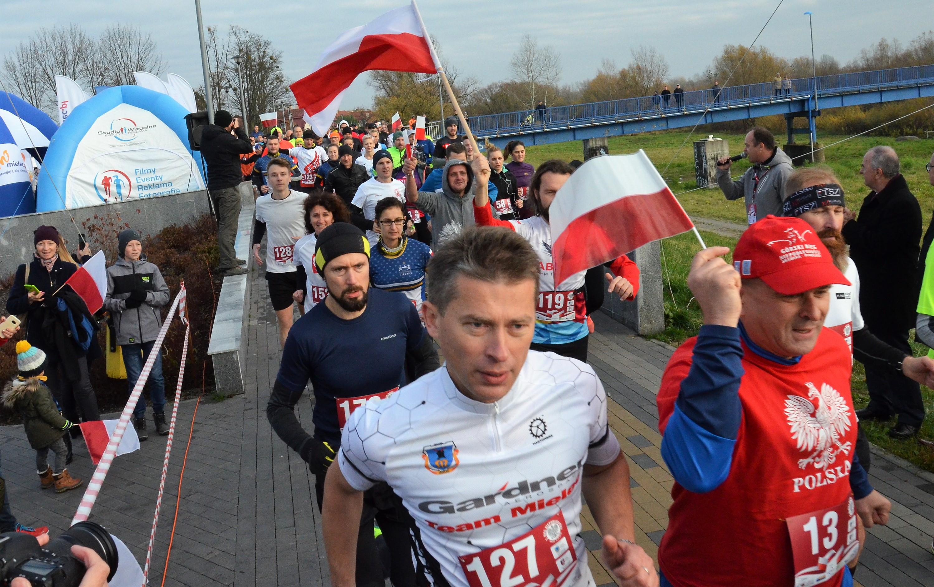 W sobotę impreza sportowa pod Mielcem. Bieg Konstytucji 3 Maja w Rydzowie  - Zdjęcie główne