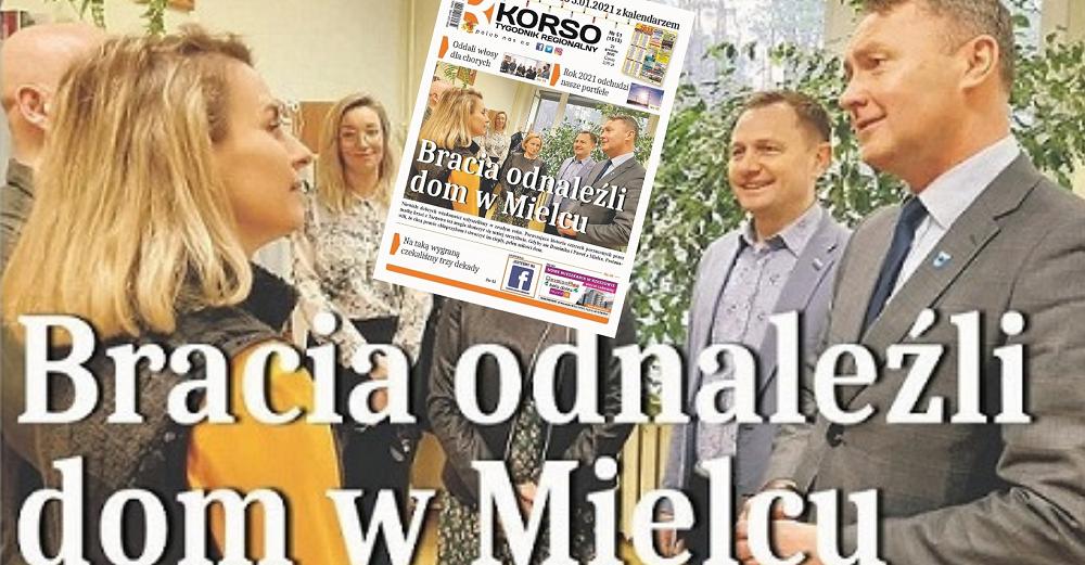 Tygodnik Regionalny KORSO nr 51/2020 - Zdjęcie główne