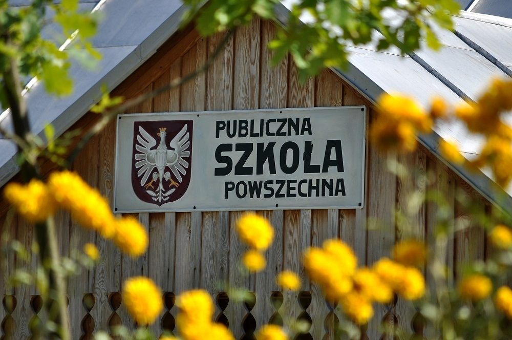 Z życia pszczół w kolbuszowskim skansenie - Zdjęcie główne