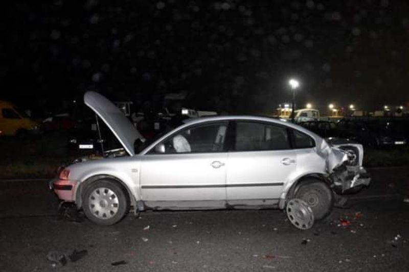 Region. Samochody zderzały się jak domino. Wszystko przez niecierpliwego kierowcę  - Zdjęcie główne