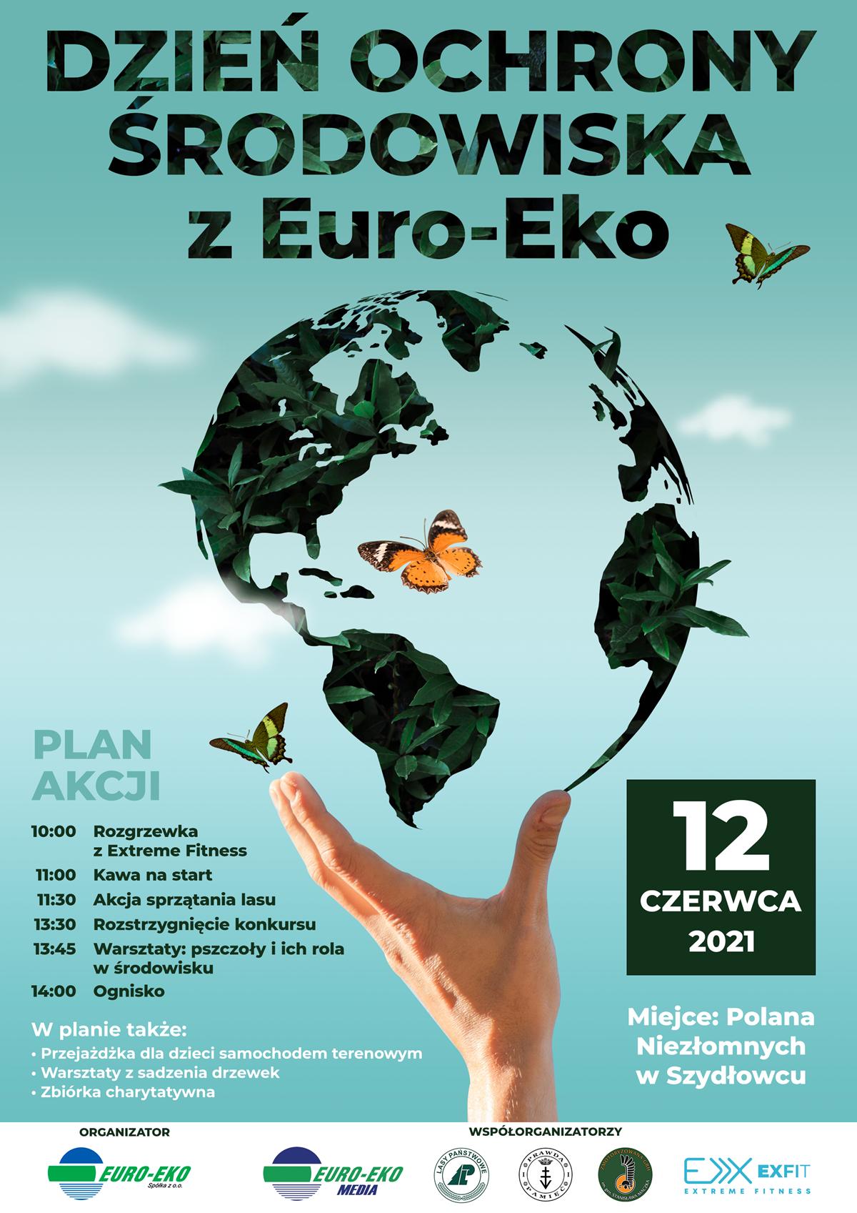 Dzień Ochrony Środowiska z Euro-Eko! Wydarzenie już w sobotę - Zdjęcie główne