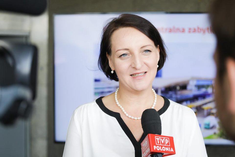 Nieoficjalnie: Wiceminister kultury Magdalena Gawin odwiedzi Mielec - Zdjęcie główne