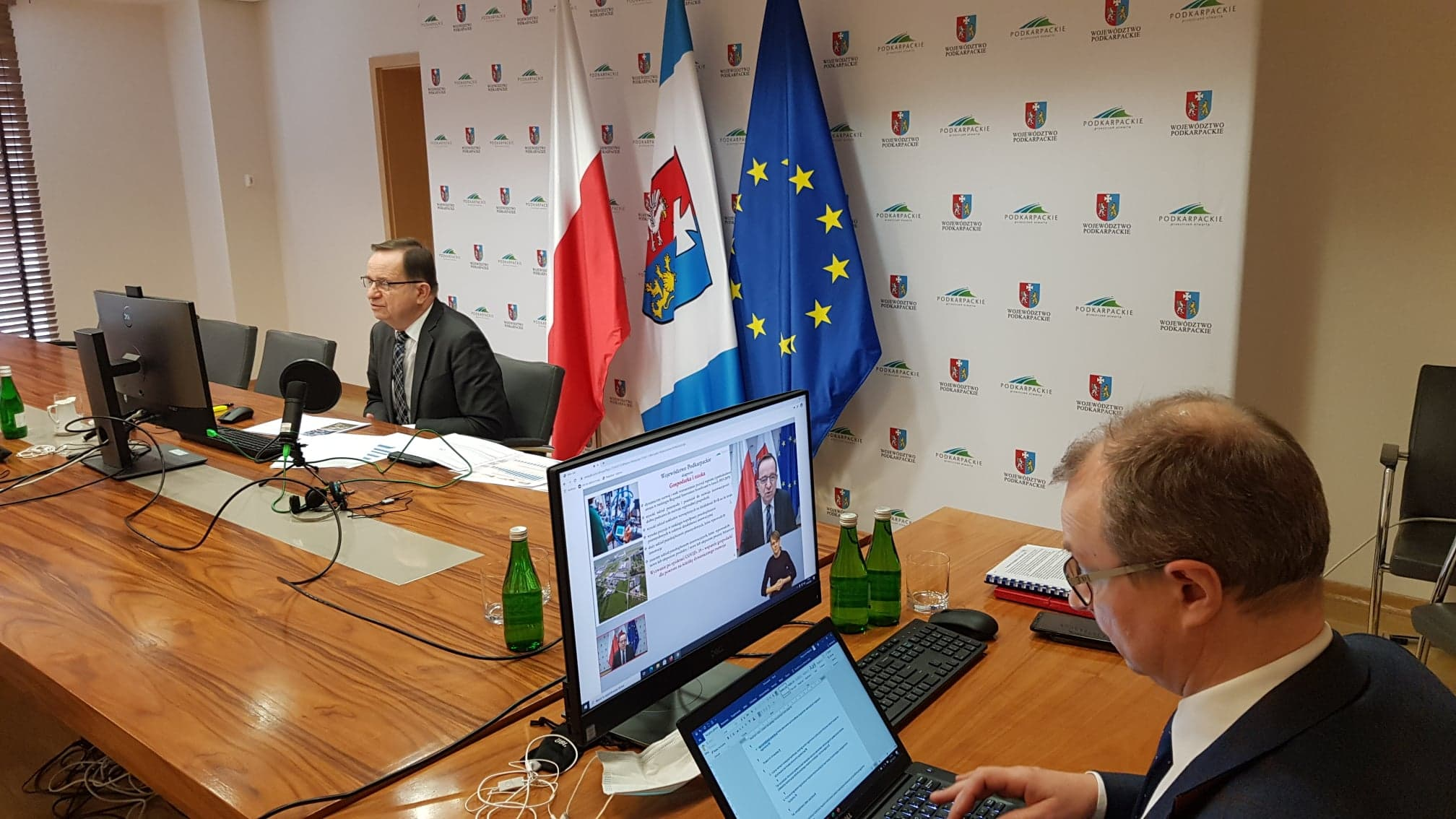 Ponad miliard euro trafi na Podkarpacie - Zdjęcie główne