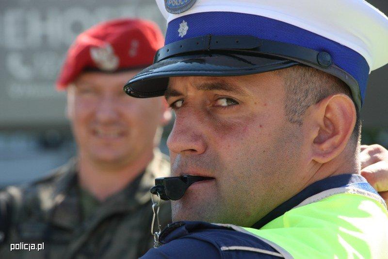 Mielecki policjant po raz czwarty jednym z najlepszych policjantów drogówki na Podkarpaciu - Zdjęcie główne