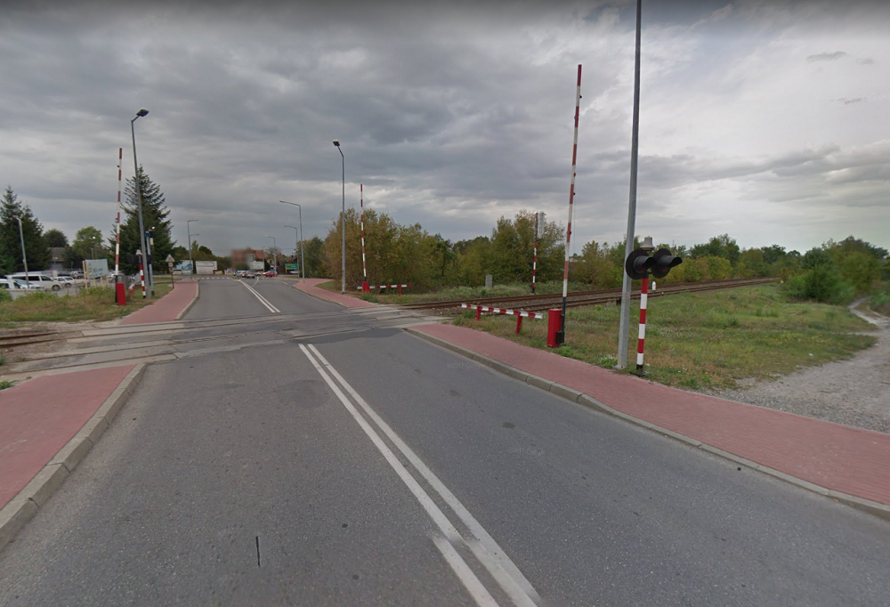 Przejazd kolejowy na Jagiellończyka zamknięty! - Zdjęcie główne