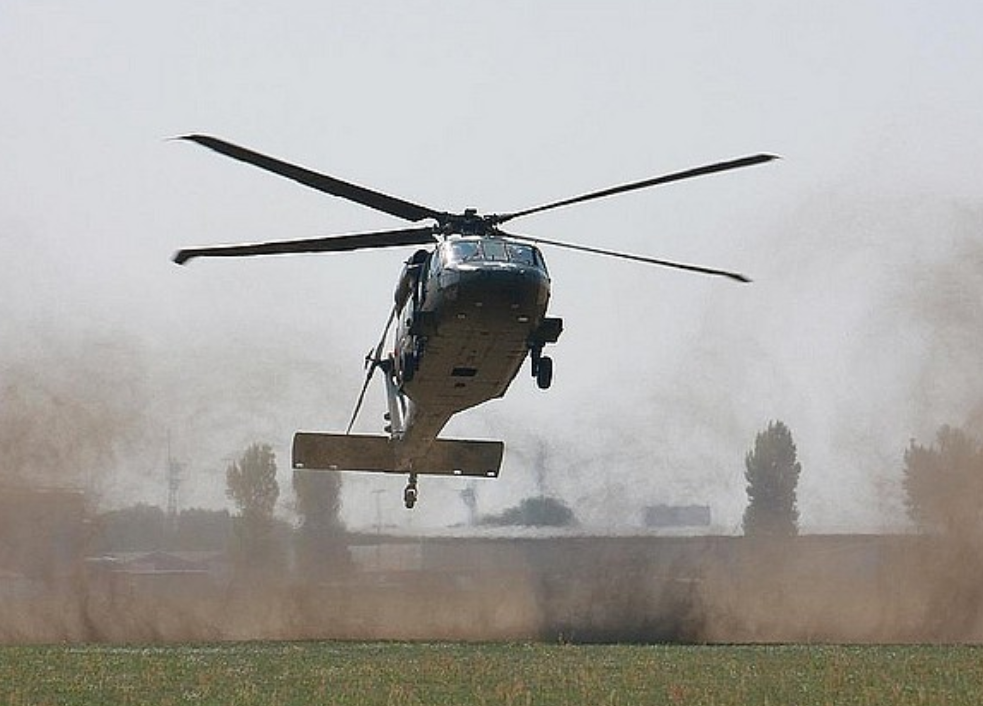 Black Hawk rozbił się na misji. Mieleckie śmigłowce uziemione - Zdjęcie główne