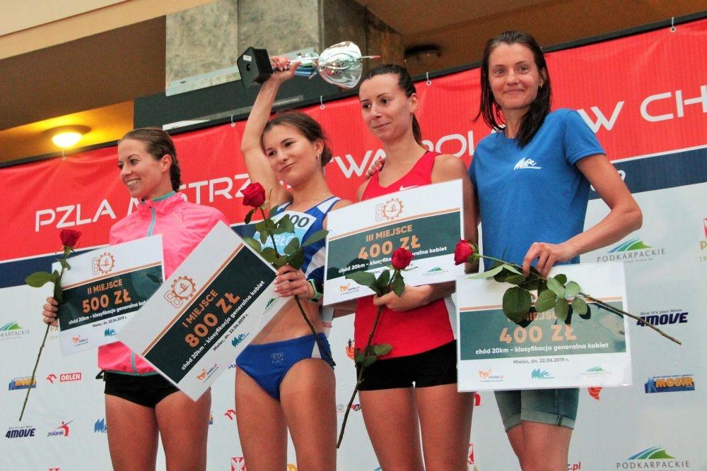 Mistrzostwa Polski w Mielcu. Wielkie zwycięstwo Katarzyny Zdziebło [ZDJĘCIA] - Zdjęcie główne