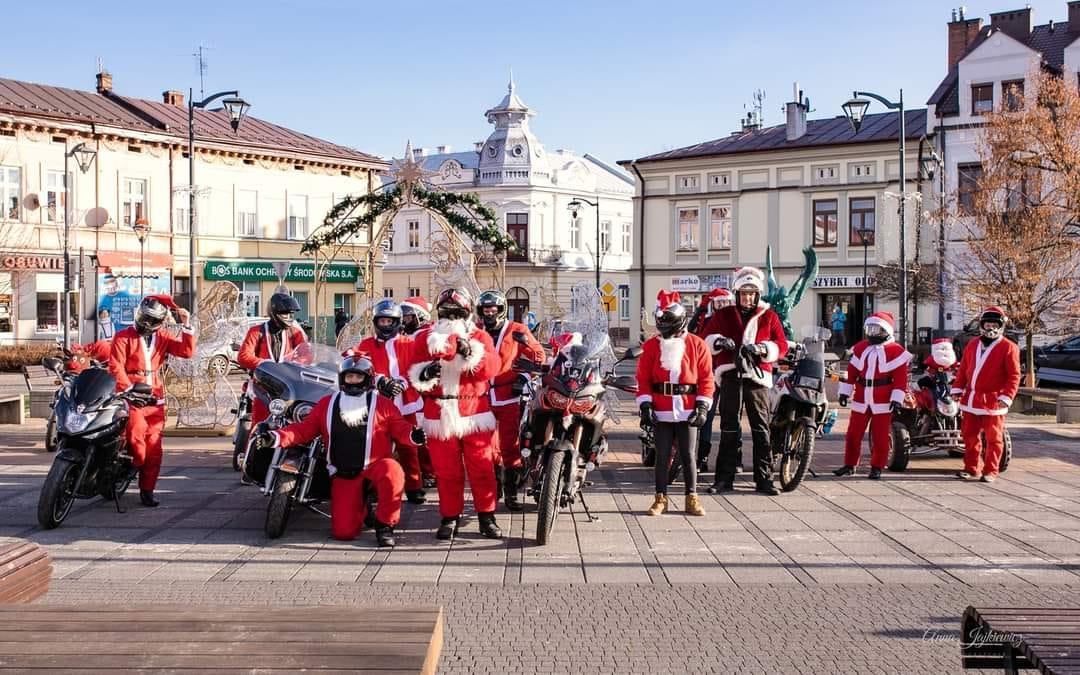 Mikołaje na motocyklach znów ruszą w miasto - Zdjęcie główne