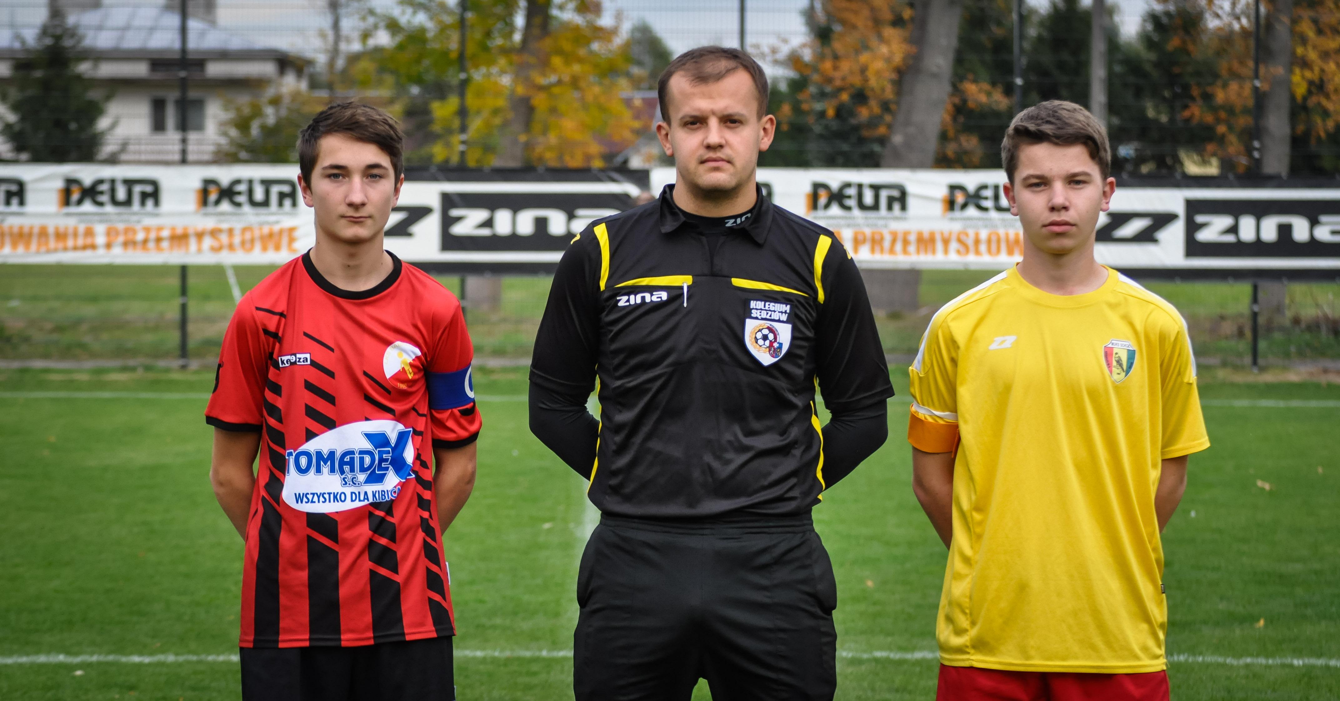 LKS Babicha - Sokół Kolbuszowa Dolna. Jedenaście bramek w meczu  - Zdjęcie główne