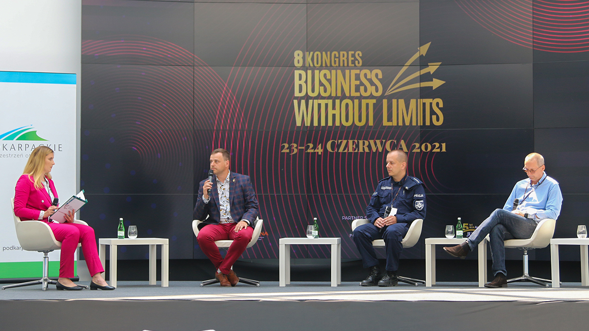 Z REGIONU. Kongres Business Without Limits -to pierwsza impreza w G2 Arena w tym roku! - Zdjęcie główne