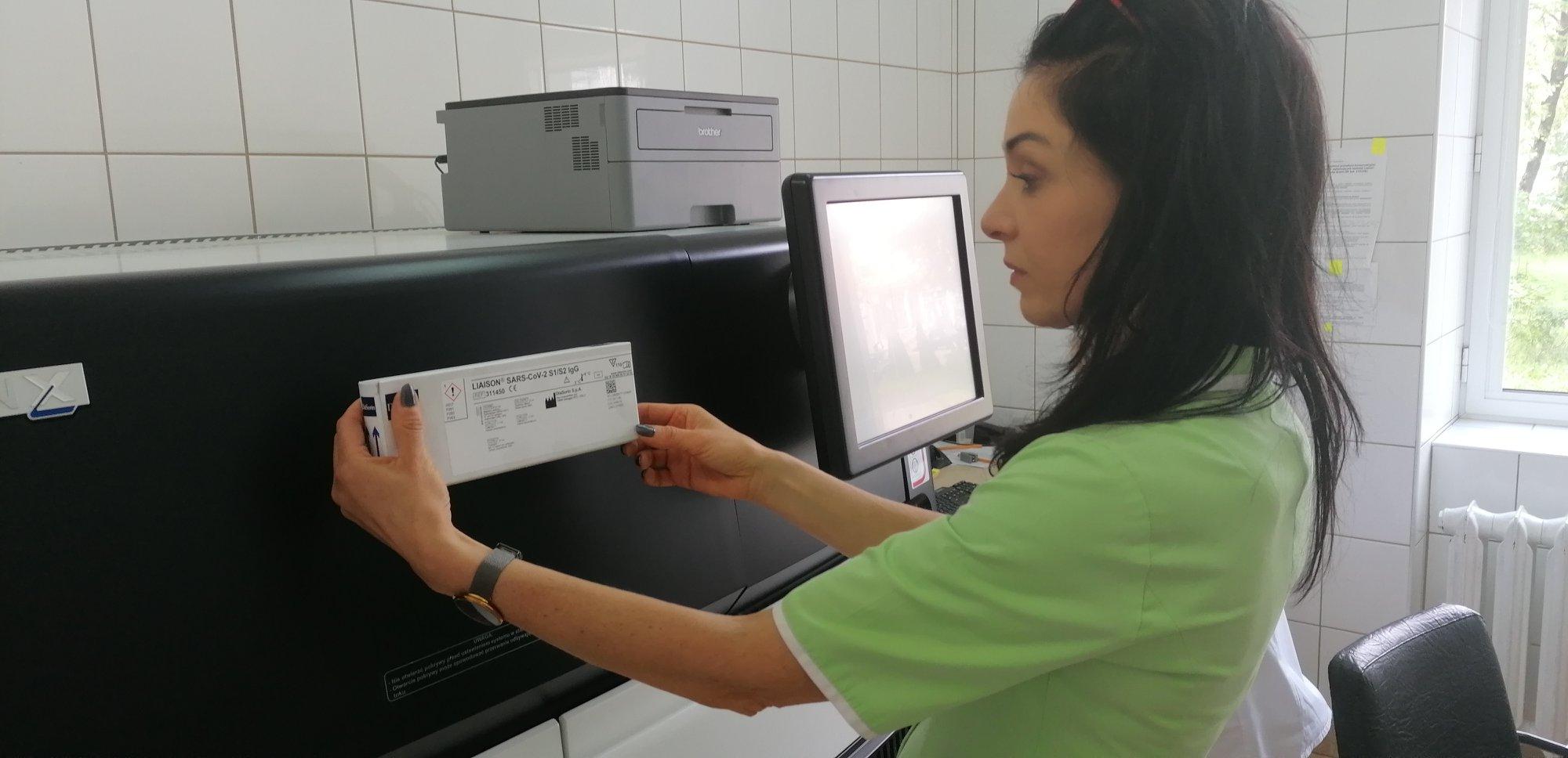 W Mielcu możesz zrobić test na koronawirusa - Zdjęcie główne