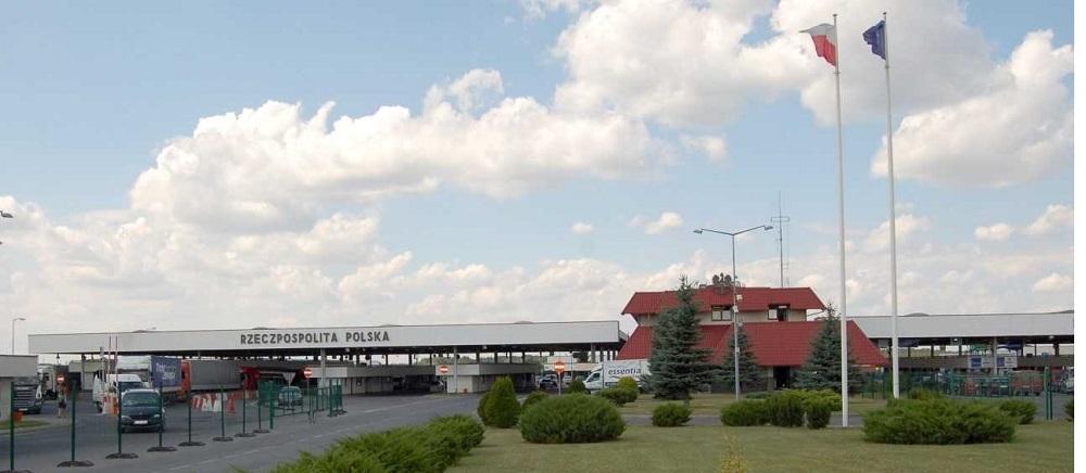 W Korczowej zatrzymano poszukiwanego Niemca - Zdjęcie główne