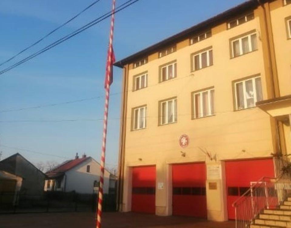 Na wieczną służbę odszedł druh OSP w Borowej, Kazimierz Borowiec - Zdjęcie główne