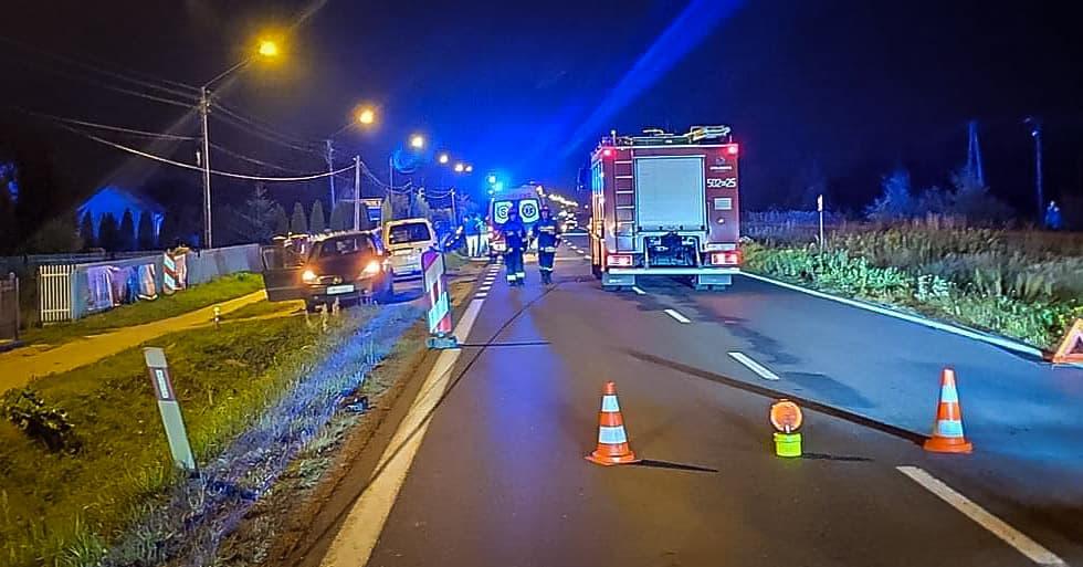Z OSTATNIEJ CHWILI: wypadek na drodze Mielec - Chorzelów! - Zdjęcie główne
