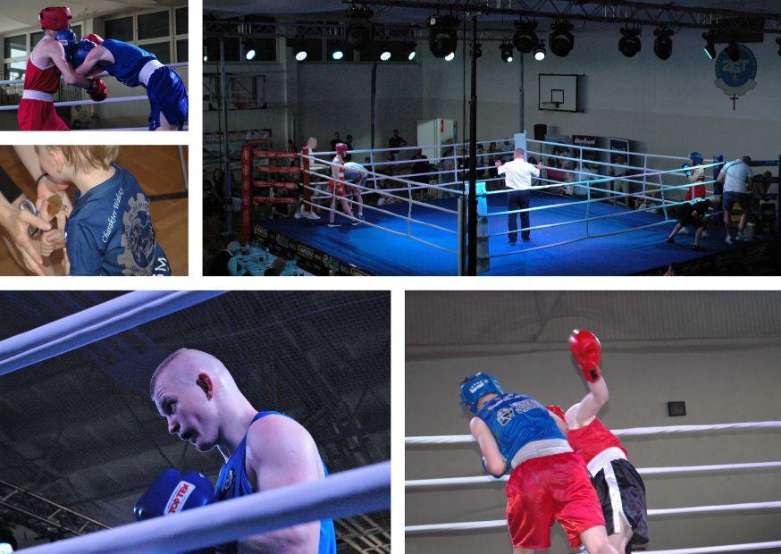Gala boksu w Mielcu. Mnóstwo ciekawych walk i ... niespodzianka! [ZDJĘCIA-FILMY] - Zdjęcie główne