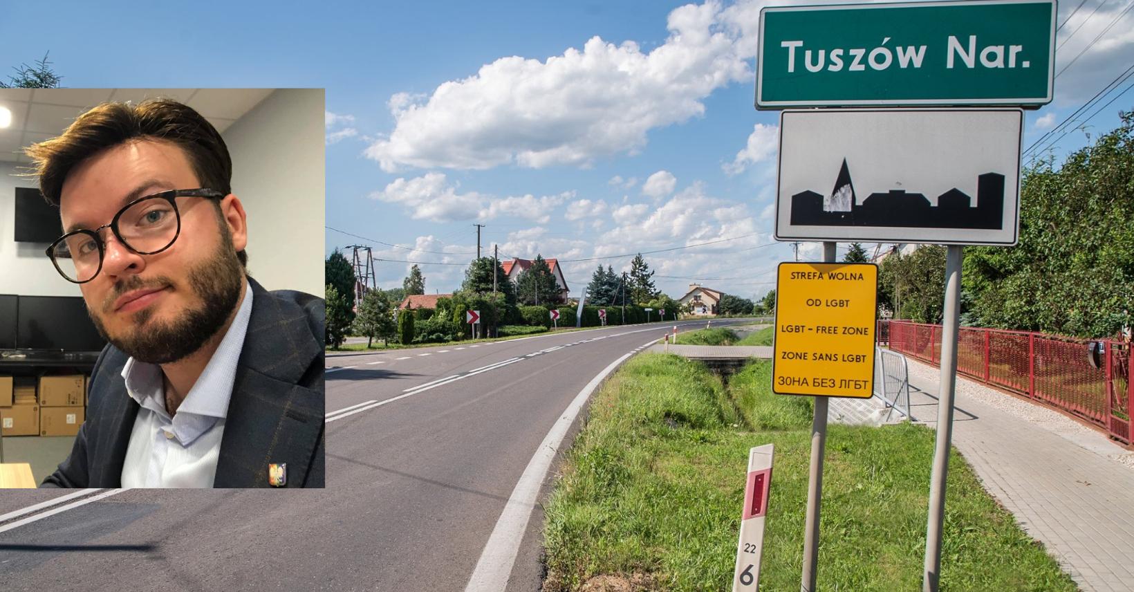 """Bart Staszewski reaguje na pozew Gminy Tuszów Narodowy: """"To nie ja jestem kłamcą..."""" - Zdjęcie główne"""