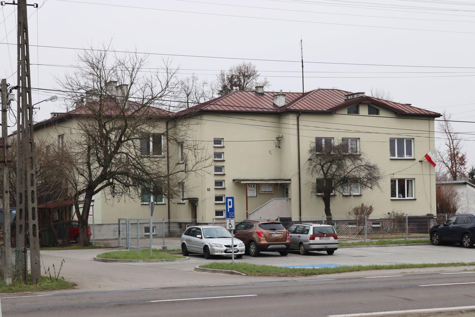 Ośrodek Zdrowia w Tuszowie Narodowym zyska nowy blask - Zdjęcie główne