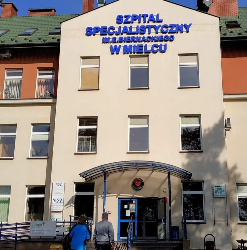 Czy bliskiemu choremu, który leży w mieleckim szpitalu można przynieść niezbędne rzeczy?  - Zdjęcie główne