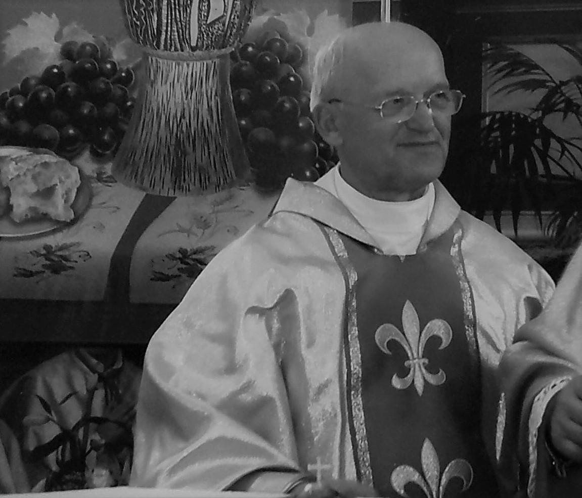 Zmarł ks. Bronisław Marczyk. Pochodził ze Zdziarca, posługiwał w Mielcu - Zdjęcie główne