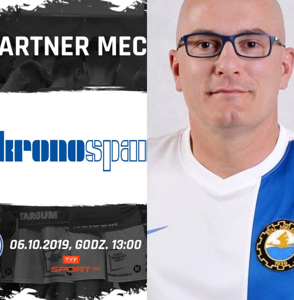 Kronospan partnerem meczu SPR Stal Mielec. Stanowcza reakcja radnego Szczerby - Zdjęcie główne