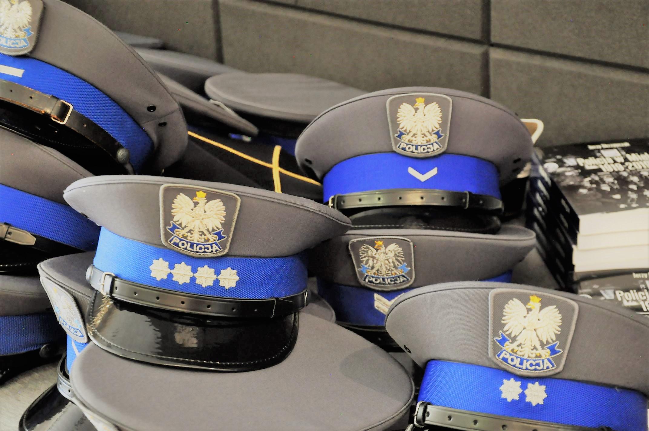 Święto Policji w Mielcu. Awanse i podziękowania [ZDJĘCIA-WIDEO] - Zdjęcie główne